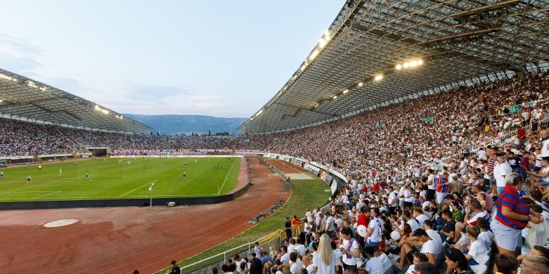 Osnovano društvo prijatelja Hajduka u Slatini