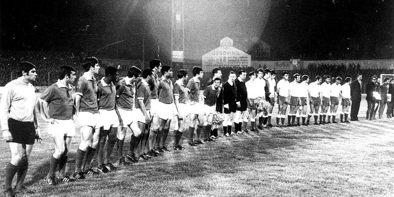 Prije točno 50 godina Hajduk je u Splitu odigrao prvu noćnu utakmicu