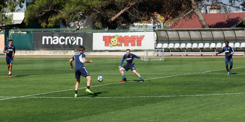 Hajdukovci započeli s grupnim treninzima na Poljudu