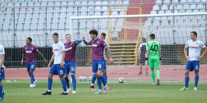 Hajdukovci odigrali drugu trening utakmicu na Poljudu