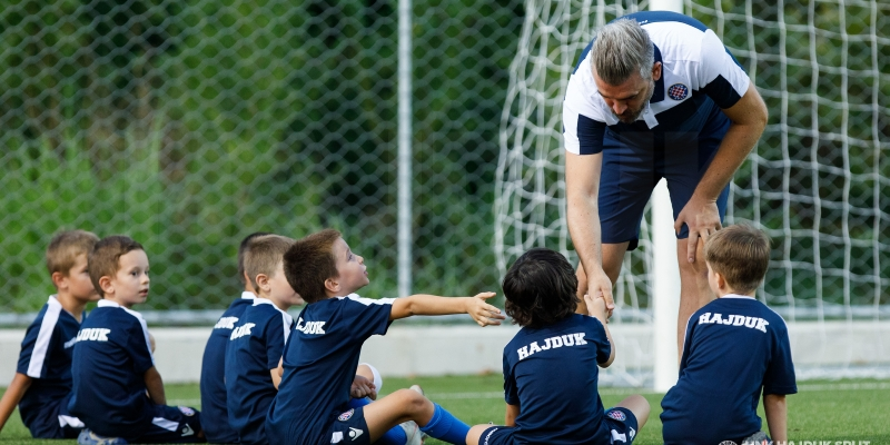 HNK Hajduk Summer Football School i ovog ljeta na Poljudu