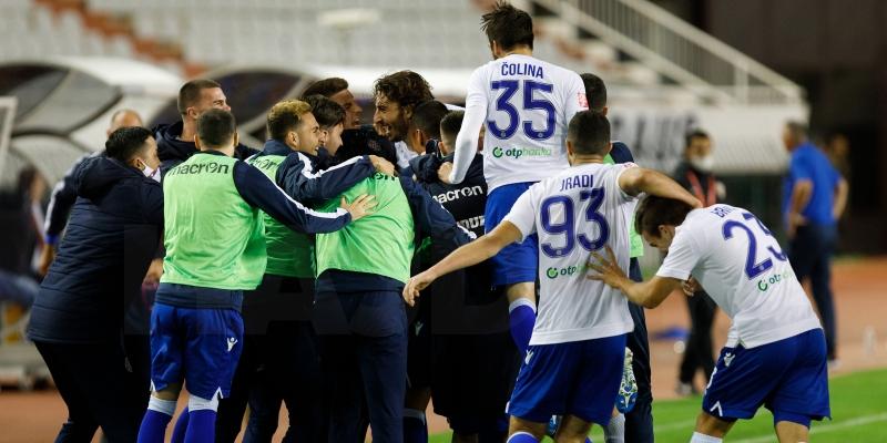 Hajduk danas od 21.05 sati igra protiv Istre 1961 na Aldo Drosini