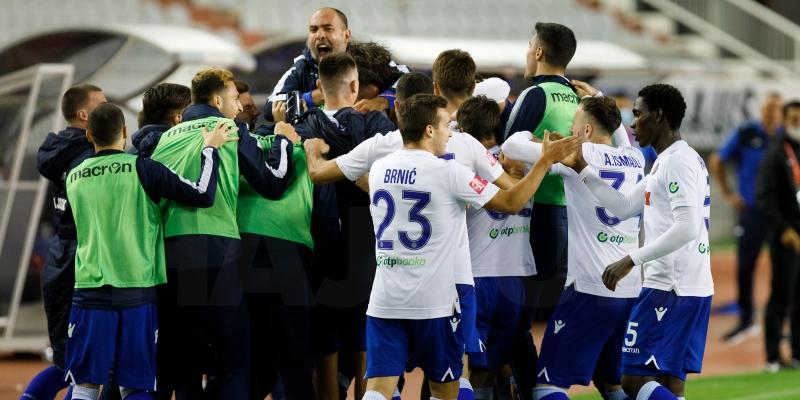 Hajduk u utorak igra protiv Varaždina na Poljudu