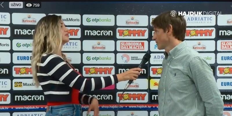 Pogledajte emisiju Hajduk Digital Live uoči i nakon utakmice s Varaždinom
