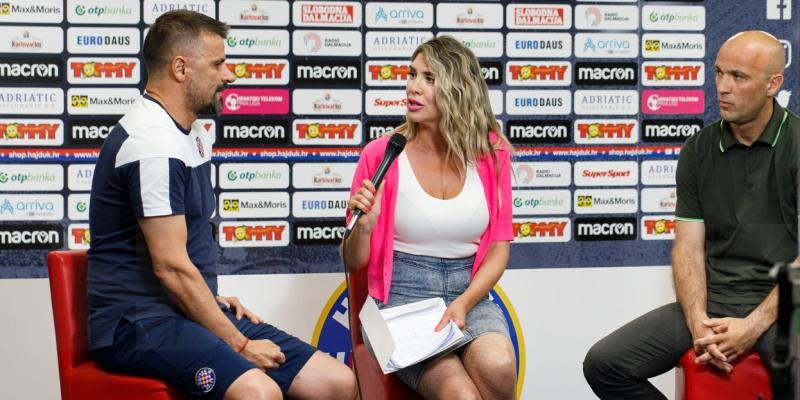 Pogledajte emisiju Hajduk Digital Live uoči i nakon utakmice Hajduk - Slaven Belupo 2:1