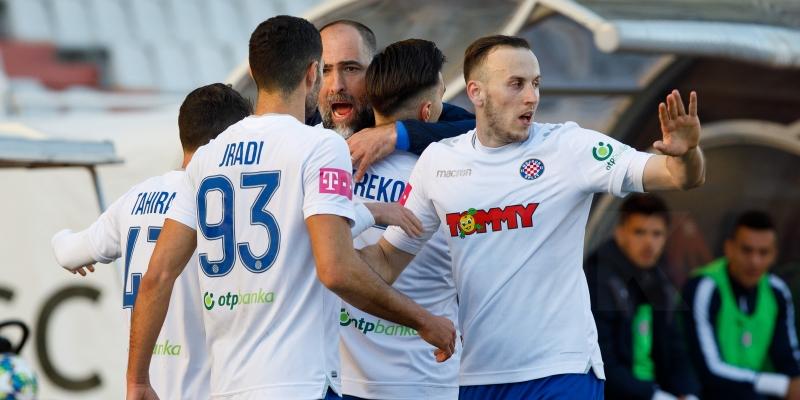Hajduk u utorak gostuje u Gorici