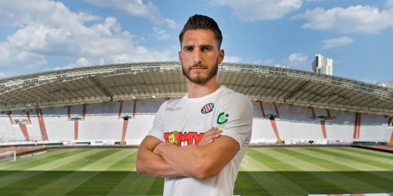 Dimitrios Diamantakos novi je napadač Hajduka!