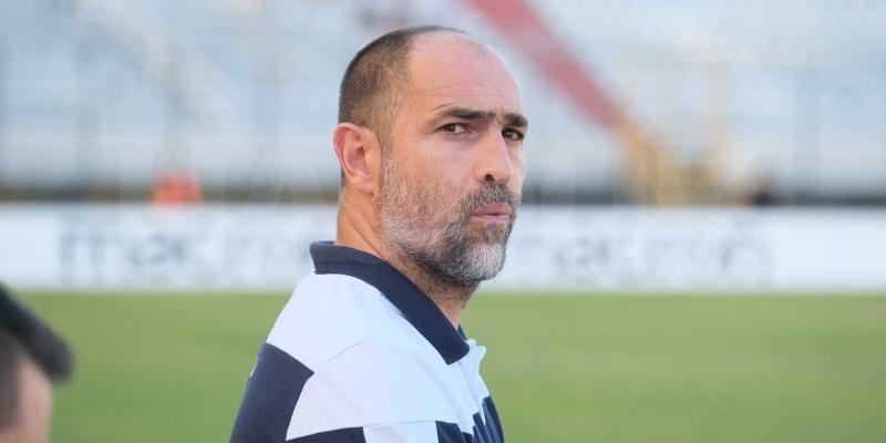 Igor Tudor nakon utakmice Hajduk - Osijek