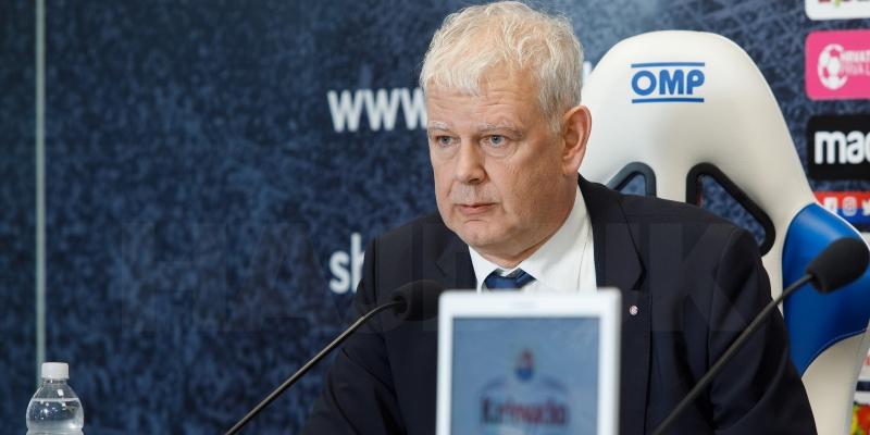 Predsjednik Uprave HNK Hajduk Marin Brbić podnio ostavku