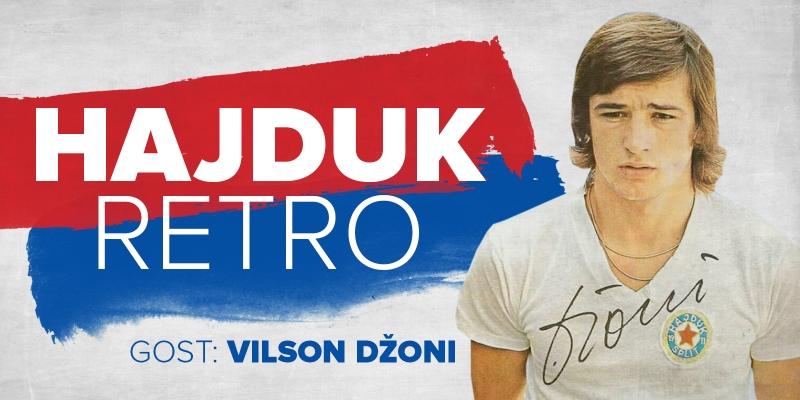 Hajduk Retro #2: Vilson Džoni