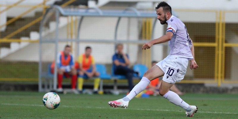 Zaprešić: Inter Z. - Hajduk 1:4