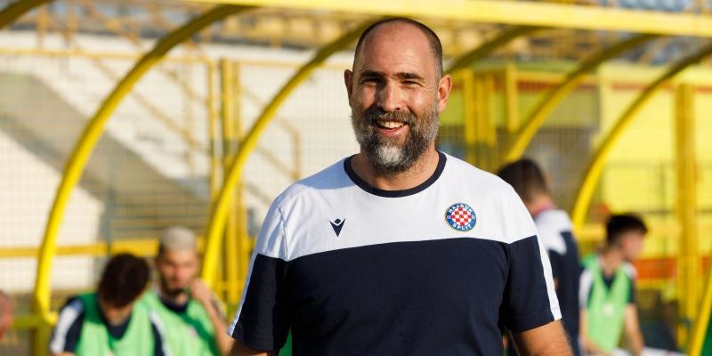Trener Igor Tudor nakon pobjede protiv Intera u Zaprešiću