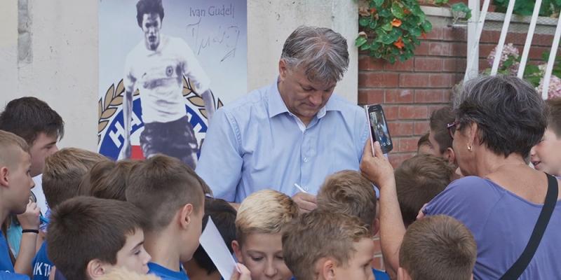 Biografski film o legendarnom hajdukovcu osvojio nagradu za najbolji sportski dokumentarac...