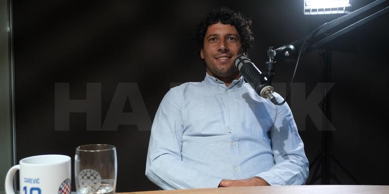 Hajduk Podcast #6: Mario Carević