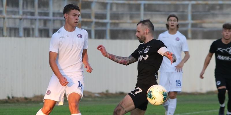Juniori Hajduka u finalu turnira u Vranjicu