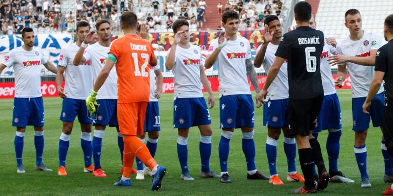 Hajduk novo prvenstvo otvara protiv Istre 1961