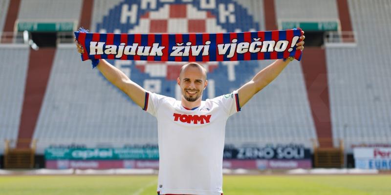 Darko Todorović novi je igrač Hajduka!