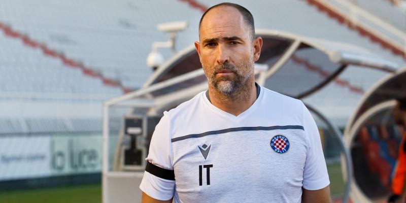 Igor Tudor više nije trener Hajduka