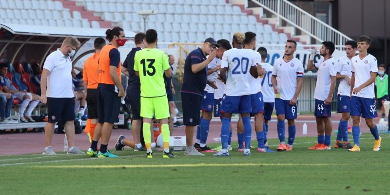 Filipović: Čast mi je nositi bijeli dres, vjerujem u još jednu pobjedu