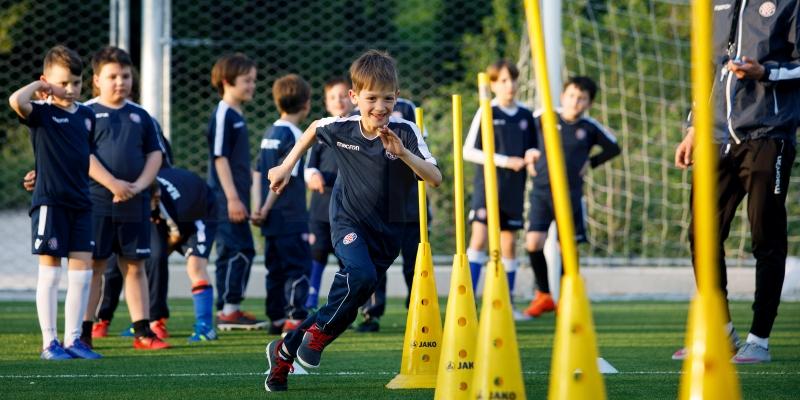 Upišite se u Otvorenu školu HNK Hajduk i postanite dio naše priče