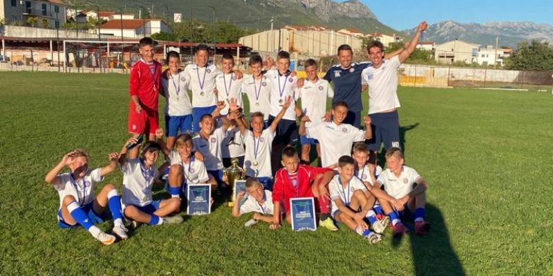 Hajduku pet prvih i jedno drugo mjesto na Dalmatinko Cupu
