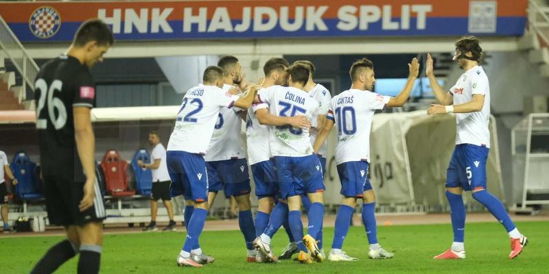 Hajduk u subotu igra protiv Dinama na Poljudu!