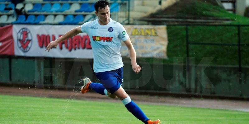 Nejašmić i Dolček nastupili u remiju mlade reprezentacije s Češkom