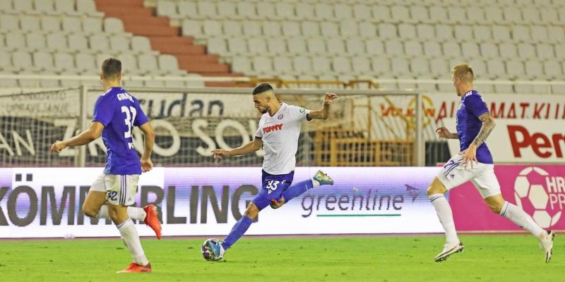Split: Hajduk - Dinamo (Z) 1:2