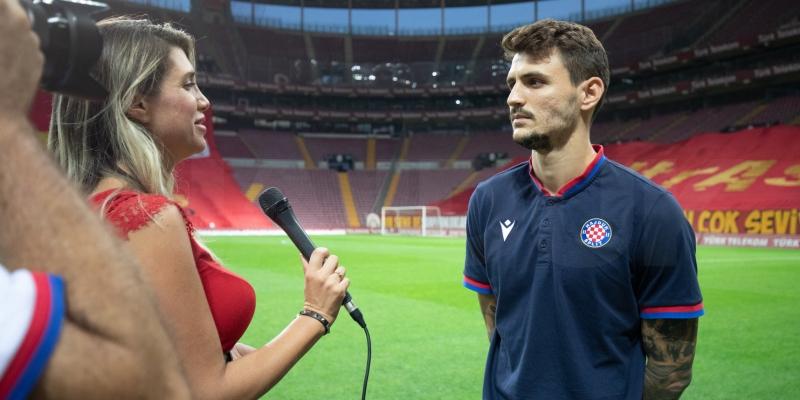 Stanko Jurić uoči ogleda u Istanbulu: Želimo pokazati borbeni Hajduk