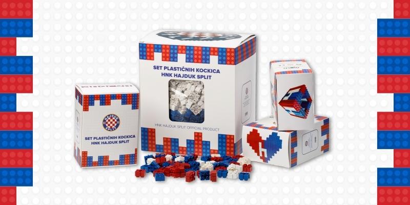 Radost za sve male hajdukovce: U prodaji nove dječje kockice!