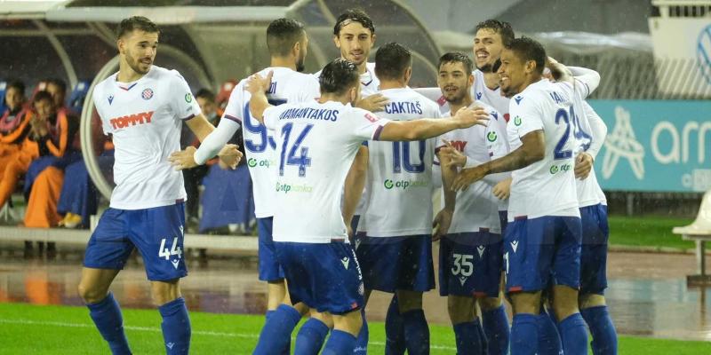 Hajduk danas od 19:05 sati gostuje kod Gorice