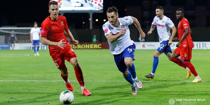 Hajduk u utorak protiv Graničara u Kupu