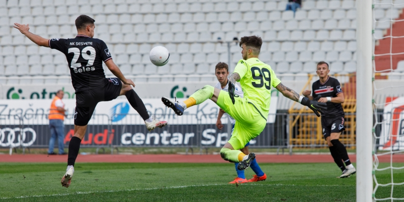 Hajduk II na Poljudu poražen od Sesveta