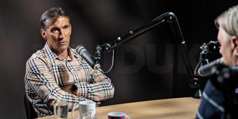 Hajduk Podcast #16 I Gost: Zlatko Vujović