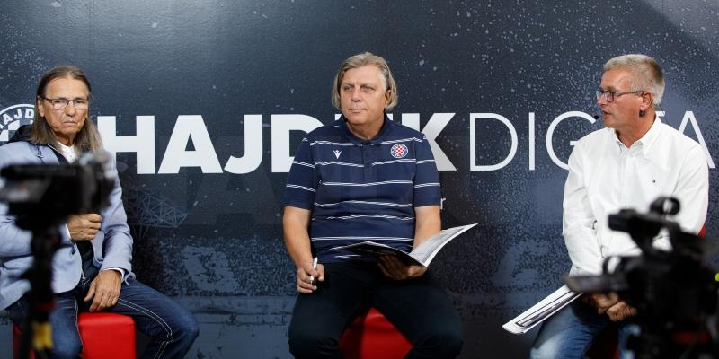 Hajduk Digital Live uoči i nakon utakmice Hajduk - Šibenik 0:1