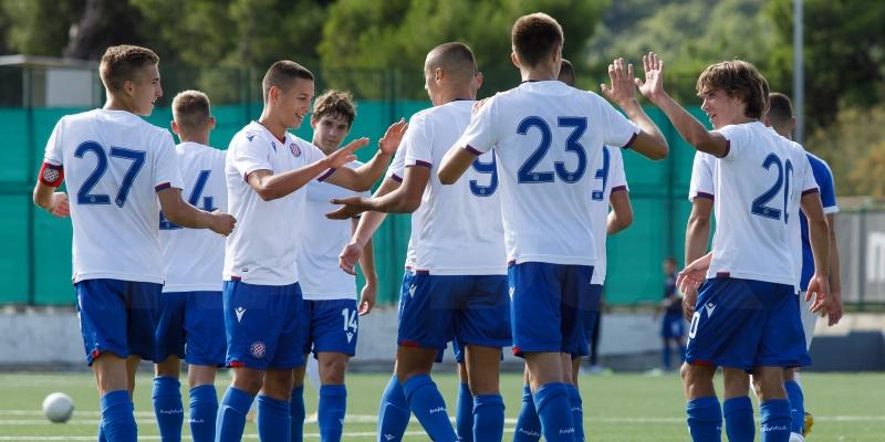 Deseta uzastopna pobjeda: Juniori postigli sedam golova u Sesvetama