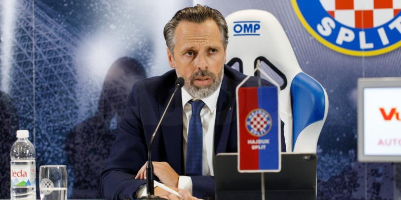Lukša Jakobušić novi je predsjednik Uprave HNK Hajduk!
