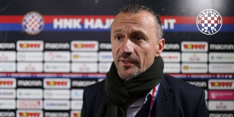 Mario Stanić više nije savjetnik predsjednika Uprave HNK Hajduk