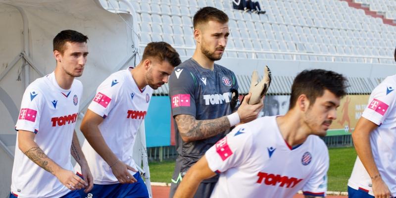 Hajduk u subotu igra protiv Osijeka na Poljudu