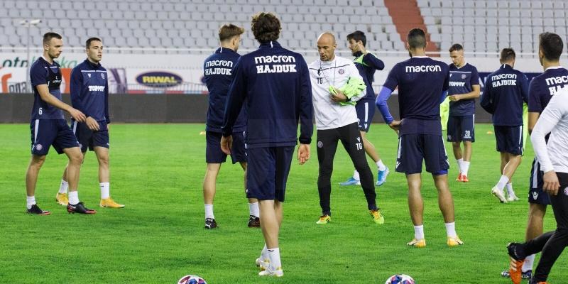 Devetorica igrača Hajduka u reprezentativnim akcijama