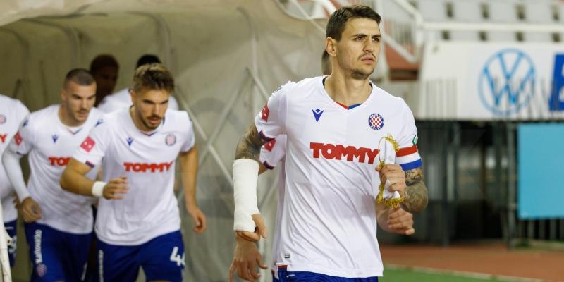 Hajduk u subotu igra protiv Slaven Belupa u Koprivnici