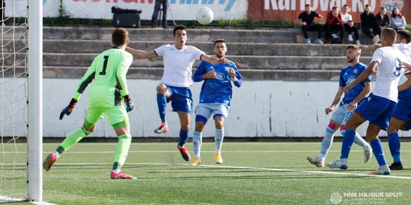 Odgođena utakmica juniora Hajduka i Rijeke