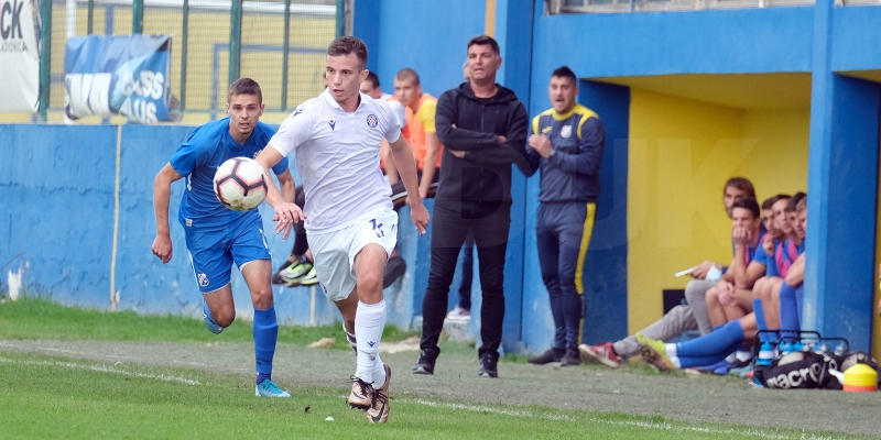 Hajduk II i Međimurje u nedjelju na Poljudu
