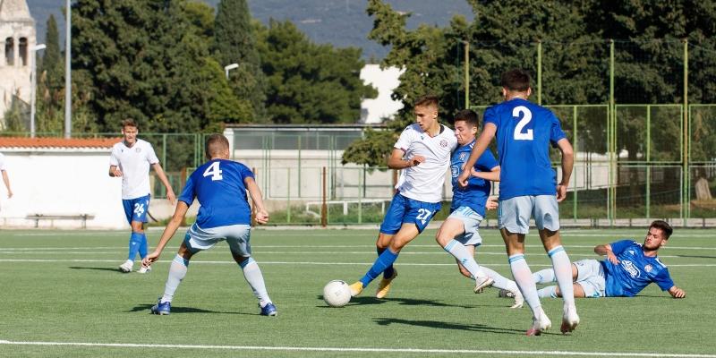 U srijedu juniori Hajduka dočekuju Rijeku