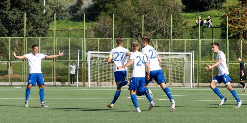 Juniori Hajduka u zadnjem kolu prvog dijela prvenstva, u subotu dočekuju Slaven Belupo
