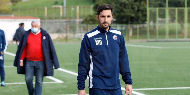 Budimir: Čestitke svim igračima, nadam se da ćemo tako nastaviti i na proljeće