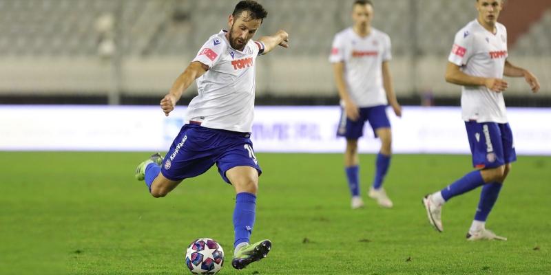 Split: Hajduk - Gorica 2-4