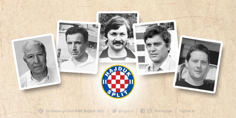 Hvala Vam na svemu što ste dali svom Hajduku