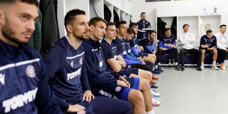 Trener Primorac okupio hajdukovce na Poljudu uoči početka priprema za nastavak sezone