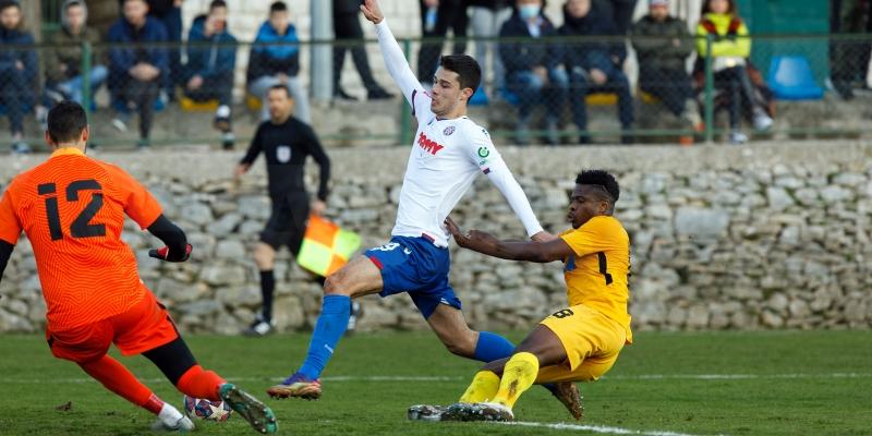 Sažetak utakmice: Hajduk - Solin 3:2